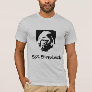 Gorilla Gesicht T-Shirt