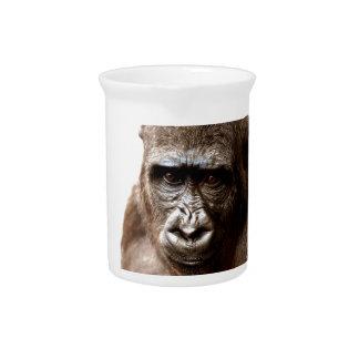 Gorilla Getränke Pitcher