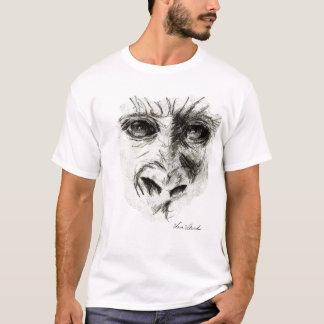 Gorilla im Nebel T-Shirt