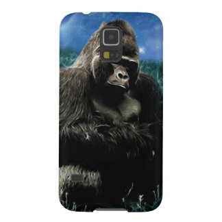 Gorilla in der Wiese Samsung Galaxy S5 Cover