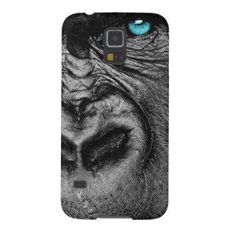 Gorilla mit blauem Auge Samsung S5 Hülle