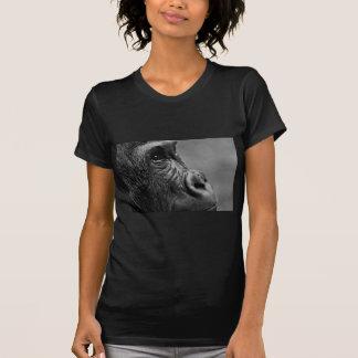 Gorilla-Porträt T-Shirt