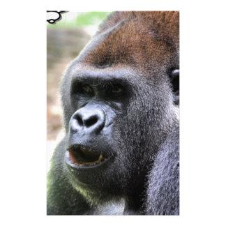 Gorilla sagen briefpapier