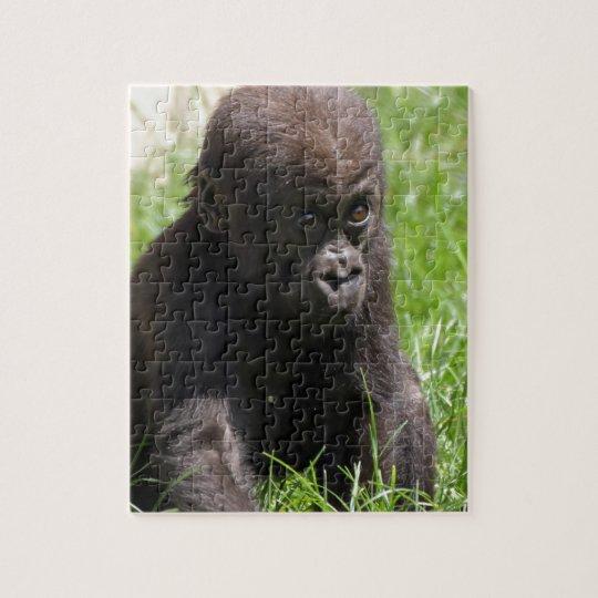 Gorillababy Puzzle