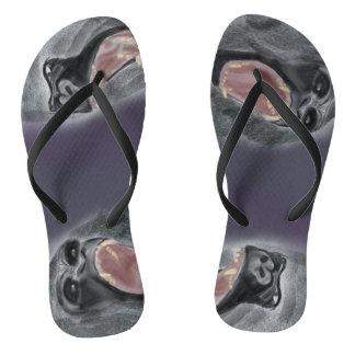 Gorillaknurren Flip Flops