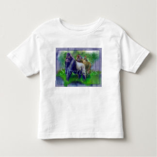 Gorillas in unserer Mitte Kleinkind T-shirt
