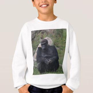 Gorillasitzen Sweatshirt