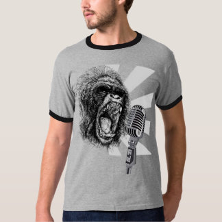 Gorillastimme Hemden