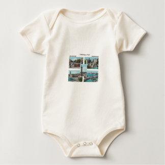 Goteborg 1965 baby strampler