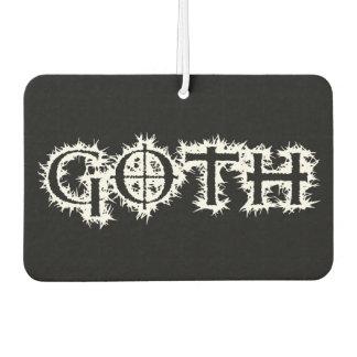 Goth Autolufterfrischer