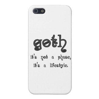 Goth: Es ist nicht eine Phase, es ist ein iPhone 5 Cover