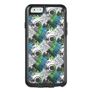 Gotham City Muster OtterBox iPhone 6/6s Hülle
