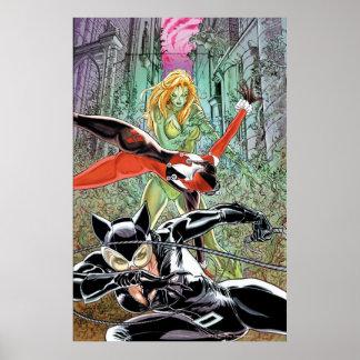 Gotham City Sirenen Cv11 Poster