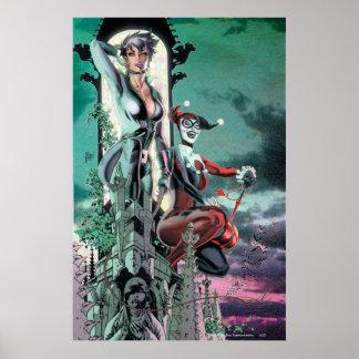 Gotham City Sirenen Cv12_R1 Poster