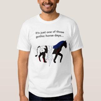 Gothiq Pferd T Shirts