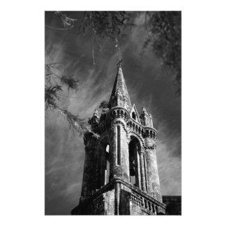 Gotische Architektur Fotografien