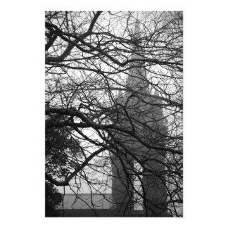 Gotische Art-Kapelle Kunstphoto