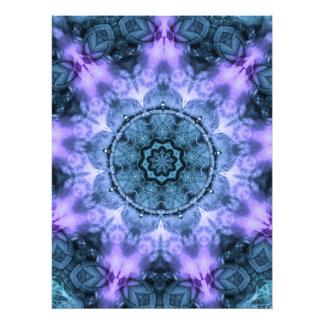 Gotische Fantasie-Mandala Kunstfoto