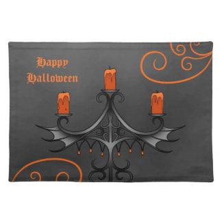 Gotische Kandelaber Halloween Tisch Sets