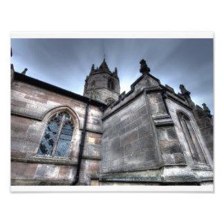 Gotische Kirche Kunstfotos