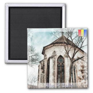 Gotische Kirche Magnete