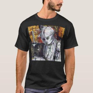 Gotische T-Stück Kunst durch Chris Bradley T-Shirt