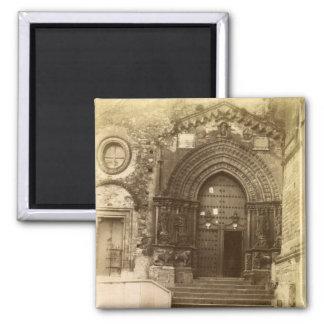 Gotische Tür Kühlschrankmagnete