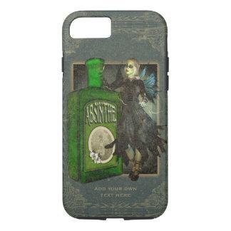 Gotische Wermut-Fee - La Fée Verte iPhone 8/7 Hülle