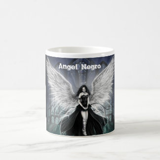 gotischer Engel Kaffeetasse