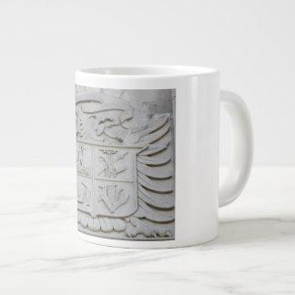 Gotischer Entwurf #21 Jumbo-Tasse
