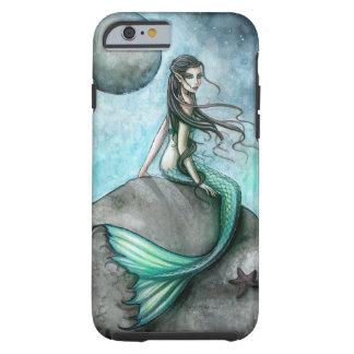 Gotischer Fantasie-Kunst-Meerjungfrau iPhone 6 Tough iPhone 6 Hülle