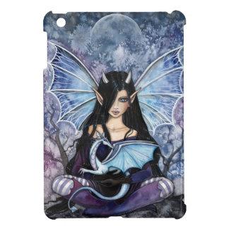 Gotischer Fee-und Drache-Fantasie-Kunst iPad iPad Mini Hülle