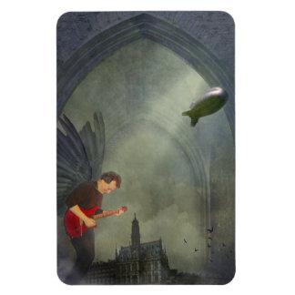 Gotischer Gitarren-Magnet Magnete
