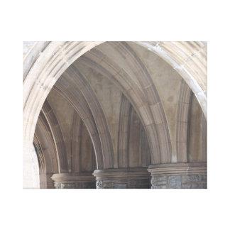 Gotischer Leinwand-Druck des Entwurfs-30 Leinwanddruck