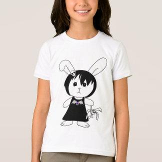 Gotisches Häschen Desdemona T-Shirt