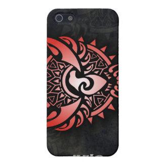gotisches Maori- Gehäuse des Adlers 4 Etui Fürs iPhone 5
