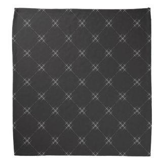 Gotisches metallisches Muster Halstuch