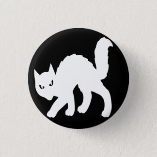 Gotisches Punkhalloween-Horror-Button Runder Button 3,2 Cm