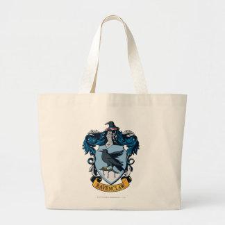 Gotisches Ravenclaw Wappen Harry Potter   Jumbo Stoffbeutel