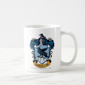 Gotisches Ravenclaw Wappen Harry Potter   Kaffeetasse