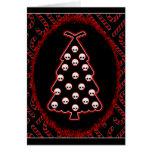 Gotisches Weihnachten Grußkarten