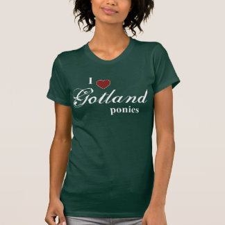 Gotland-Ponys T-Shirt