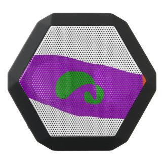 Gott des Fischens Schwarze Bluetooth Lautsprecher