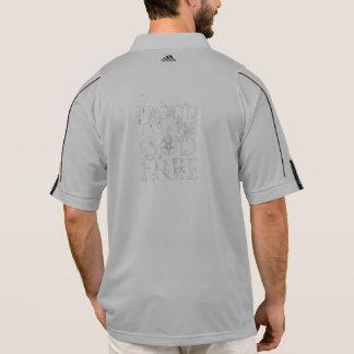 Gott geben frei polo shirt