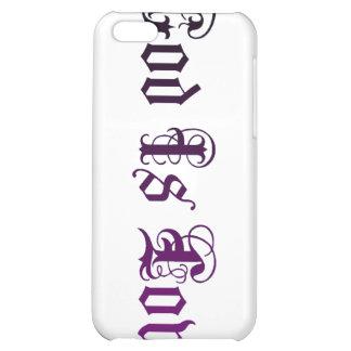 Gott ist Fall der Liebe ipad/iphone iPhone 5C Schale