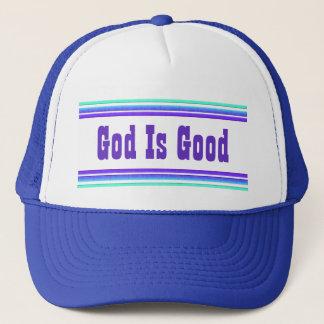 Gott ist gut truckerkappe