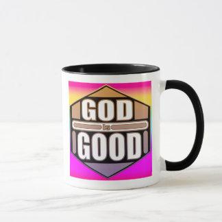 Gott ist gute Kaffee-Tasse Tasse