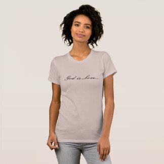 GOTT IST LIEBE T-Shirt