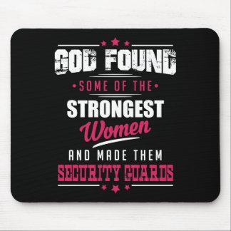 Gott machte Sicherheits-Schutz unglaublich witzig Mauspads