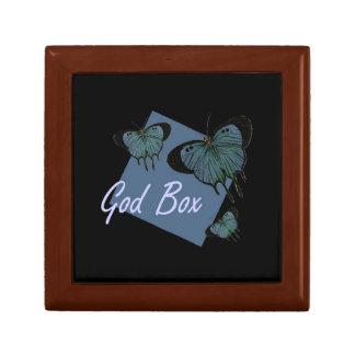 Gott packt Gott-Kasten Schritt der Erholung mit 12 Geschenkbox